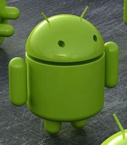 Android - Si Robot Hijau